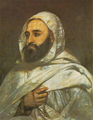 Емир Абдел Кадир, религијски вођа у Алжиру