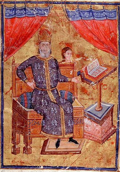 **Алексије Апокавк** (умро 1345), велики дукс и члан регенства Јовану V Палеологу.