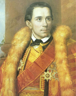 **Данило Петровић** (1826, Његуши, Црна Гора — 1860, Котор, Хабзбуршка монархија), наледник Петра II Петровића Његоша (1851) и књаз Црне Горе (1852—1860).
