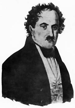 **Димитрије Тирол** (1793—1857), српски књижевни, географ, историчар и културни радник.