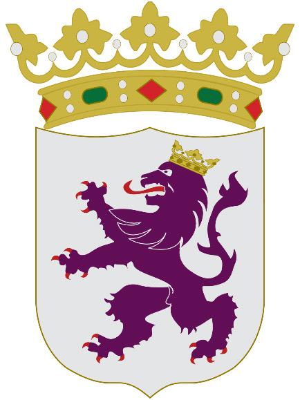 Грб Краљевине Леон