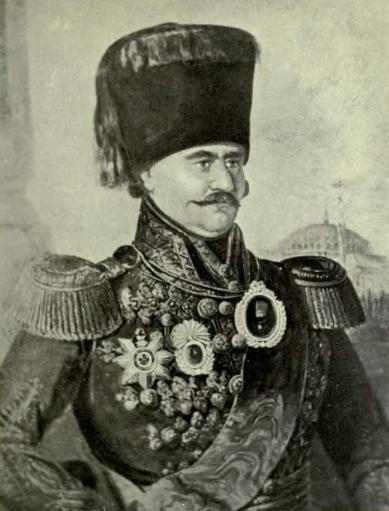Кнез Милош Обреновић