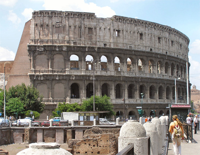 Колосеум у Риму