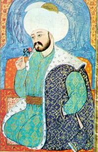**Мехмед I**, османска минијатура из 16. века