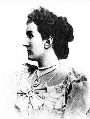 **Милица Николајевна Романов** (1866—1951)