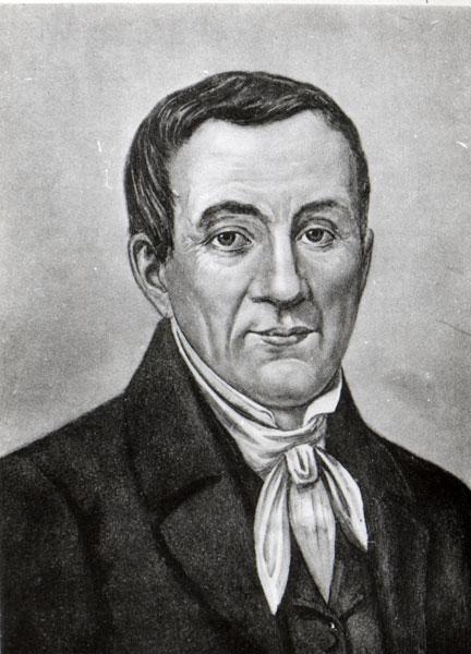 **Милован Видаковић** (1780--1841), најзначајнији представник раног српског романа.