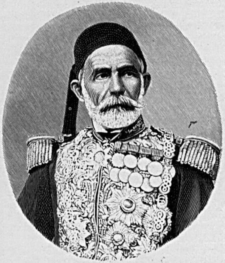 **Омер-паша Латас** (1806—1871), турски војсковођа.
