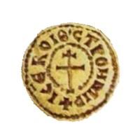 """Печатњак кнеза Стројимира, из друге половине 9. века, представља једно од ретких материјалних сведочанстава о најранијем пеироду српске средњовековне државе. Израђен је од злата, купастог облика са алком на врху, висине 1,9 цм, пречника 1,35 цм и укупне масе од 15,46 г. На његовој предњој страни се налази двоструки крст у кругу перли, око кога је исписано: //""""Боже помози""""//. Стројимир, који се на печату спомиње, идентификује се са истоименим средњим сином кнеза Властимира који је након очеве смрти једно време управљао делом државе као удеони кнез. Сам печат је за 16.000 (20.000 са провизијом) евра купљен 11. јула 2006. године на аукцији у Немачкој и данас се налази у сефу Историјског музеја Србије."""
