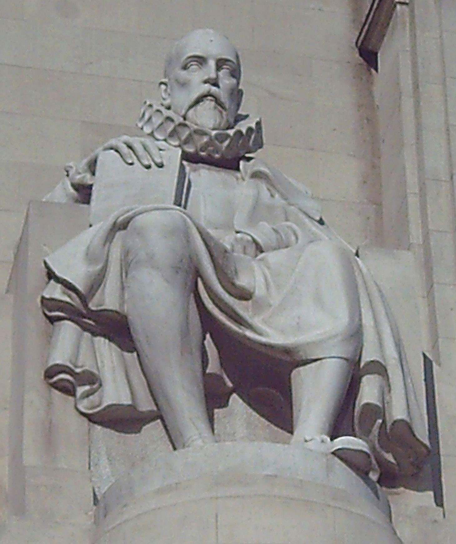 Споменик Сервантесу у Мадриду