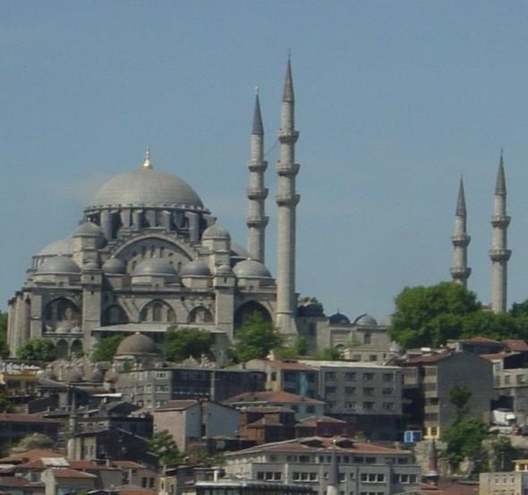 Сулејманија, џамија у Истанбулу